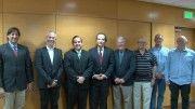 Delegacion Especialistas Israel