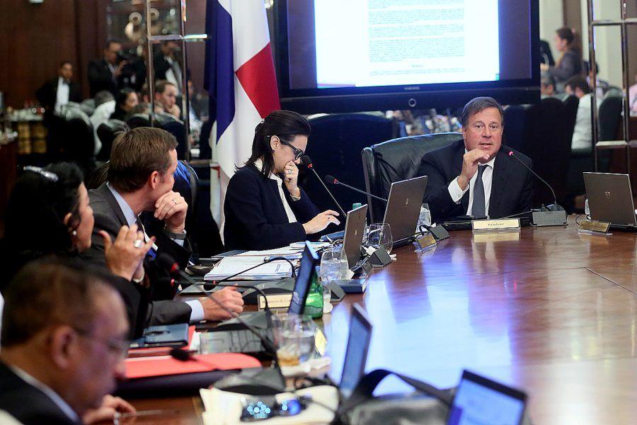 Gabinete de Juan Carlos Varela