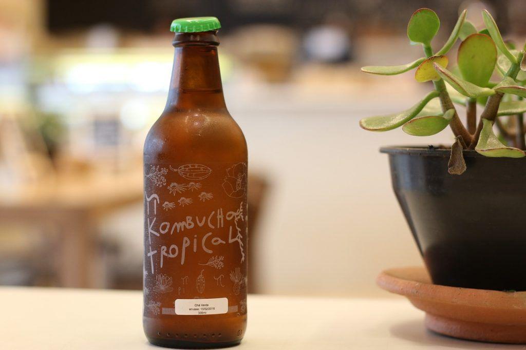 Kombucha, la bebida de moda que viene de California