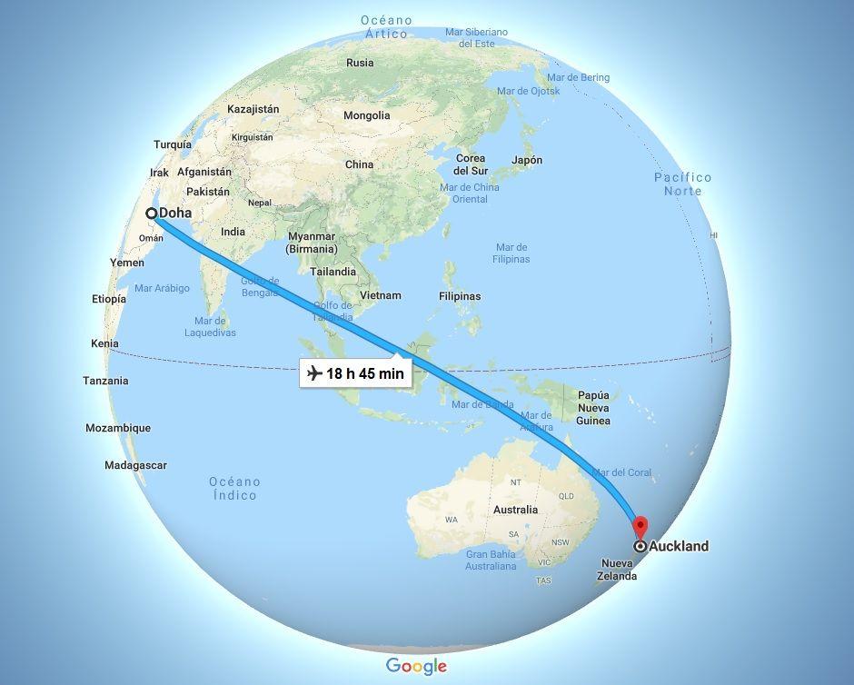 La ruta más larga del mundo la realizará Singapore Airlines