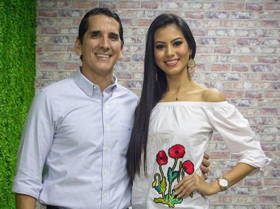 Rosa Iveth Montenzuma con aspiraciones políticas
