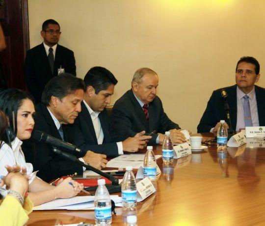 Comisión de Credenciales pide envíen las observaciones sobre los magistrados a ratificar