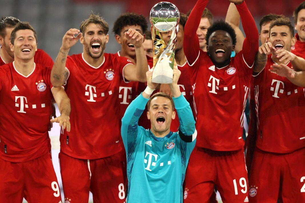 Bayern gana supercopa alemana